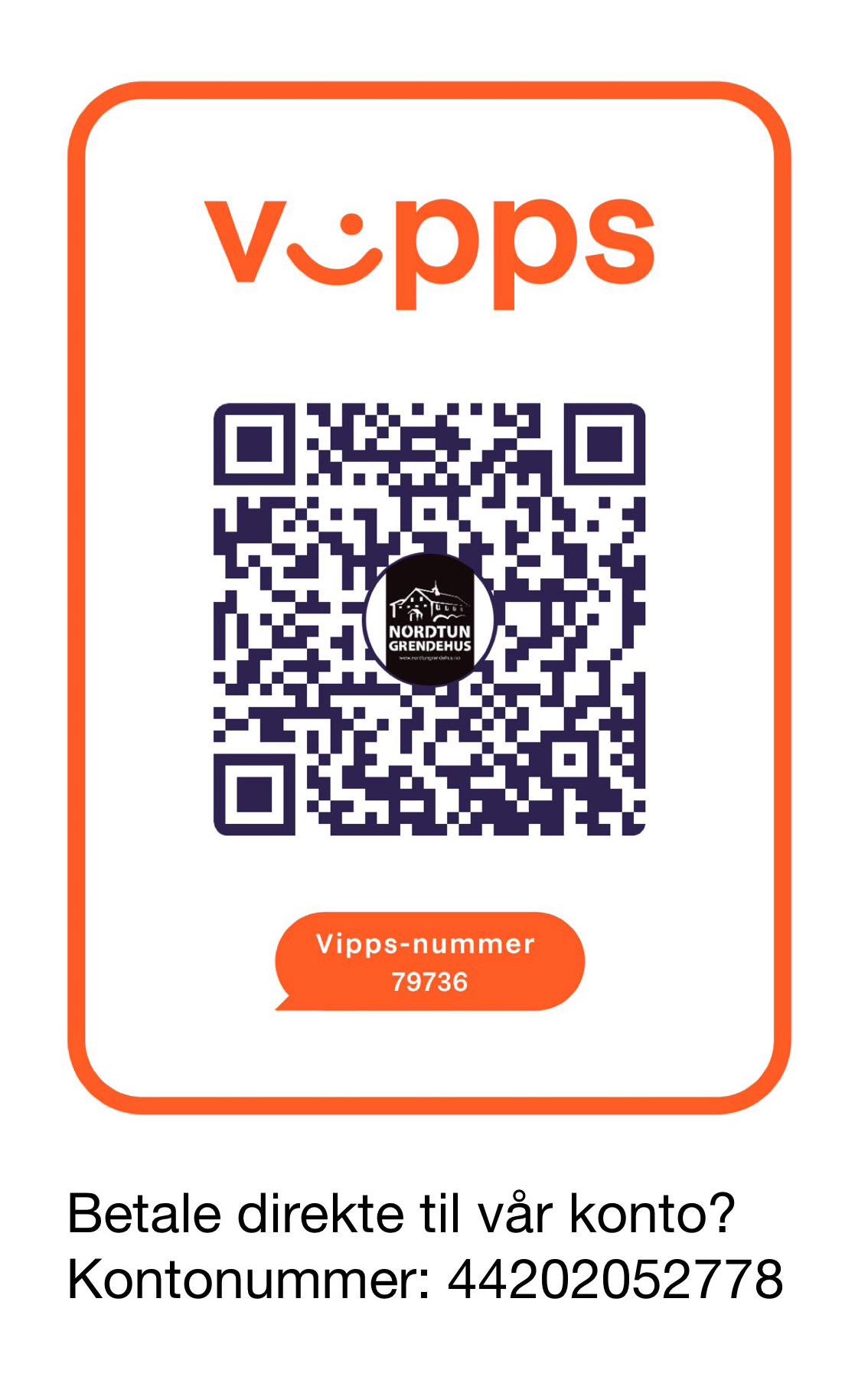 Vipps-info